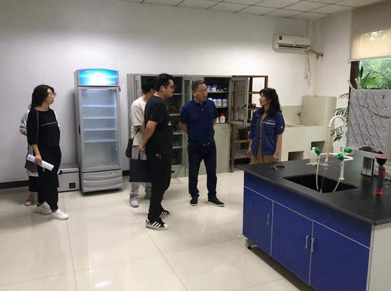 公司董事长夏勇一行赴马钢华阳设备诊断工程有限公司寻求